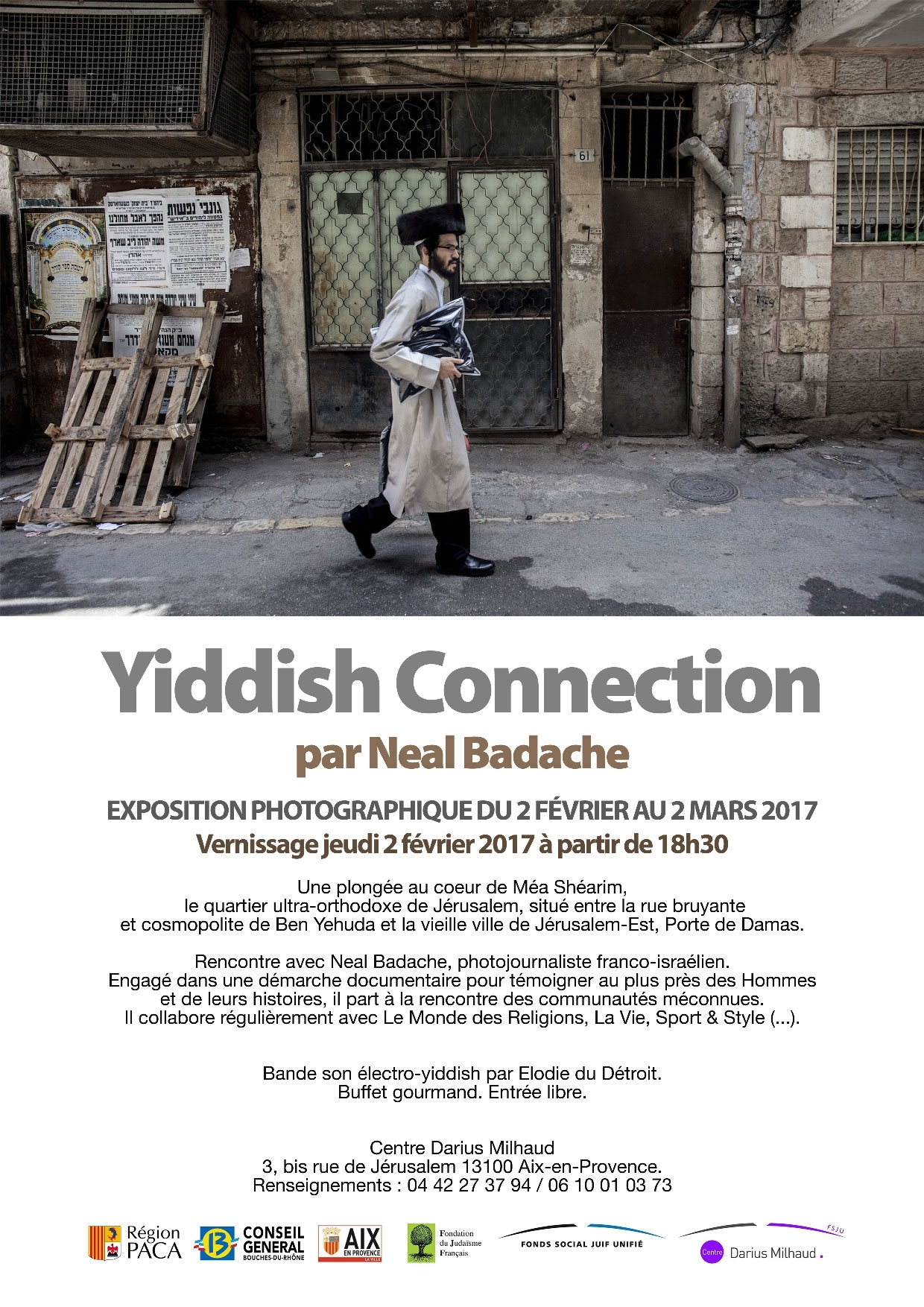 Yiddish Connection - Vernissage