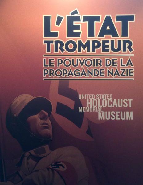 L'État trompeur : le pouvoir de la propagande nazie