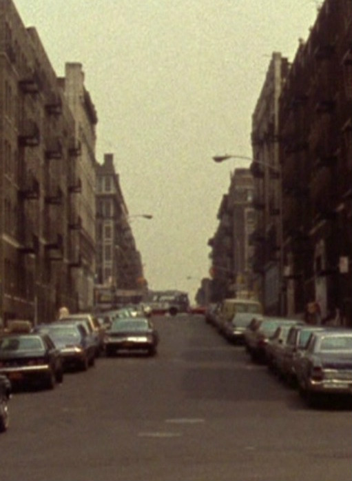 Documentaire : News From Home, de Chantal Ackerman