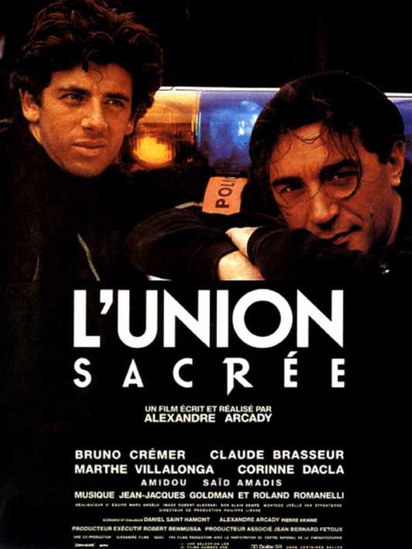 Film : L'union sacrée, d'Alexandre Arcady