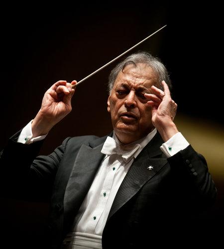 Concert : Zubin Mehta dirige Ravel