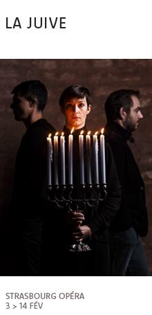 Opéra La juive, de Fromental Halévy, avec Jacques Lacombe et  Rachel Harnisch