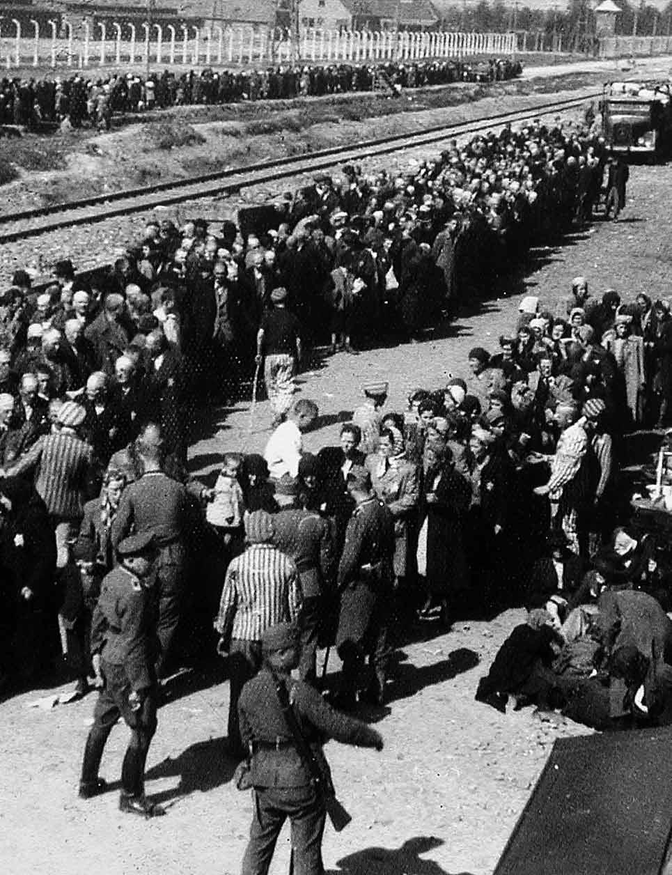 Auschwitz-Birkenau, camp de concentration et centre de mise à mort