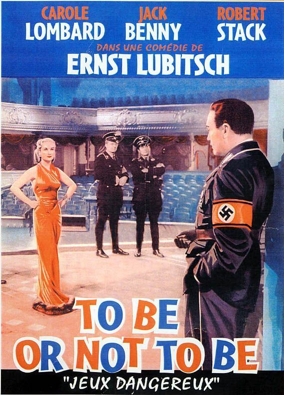 To be or not be, d'Ernst Lubitsch