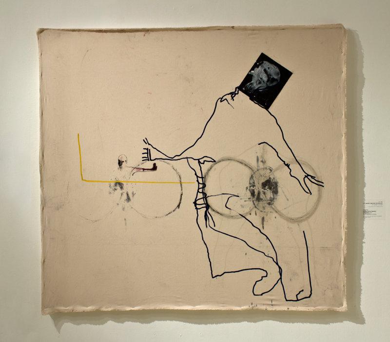 Sphère 9 - (Installations et peintures)