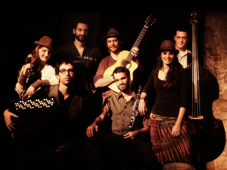 Musique du monde - Barcelona Gipsy BalKan Orchestra