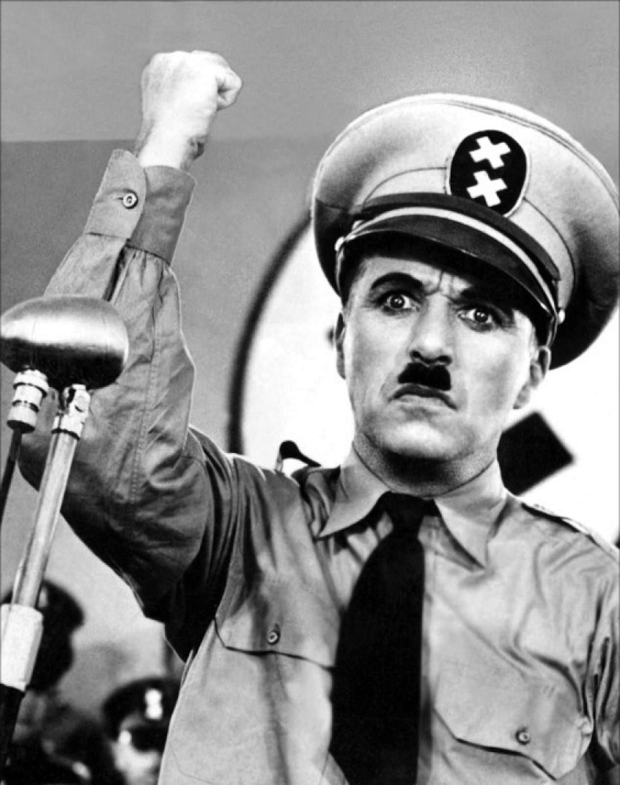 Film : Le dictateur, de Chaplin