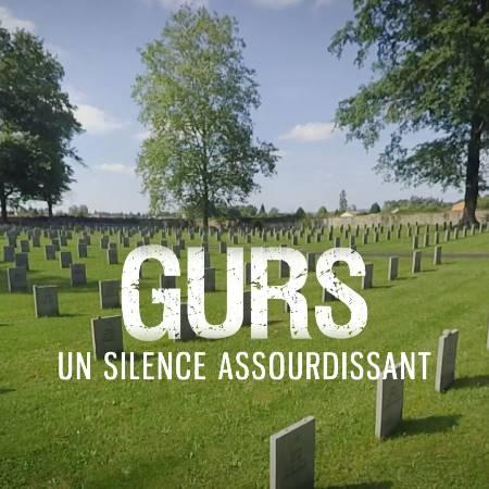 Gurs, un silence assourdissant, d'Antoine Laura et Pierre Vidal