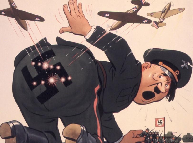Animation et propagande pendant la Seconde Guerre mondiale, avec Sébastien Roffat