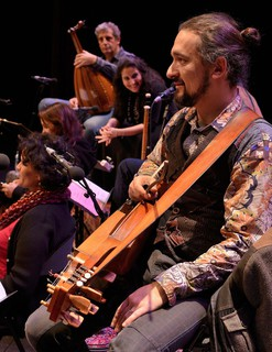 Musique du monde - Paz, Salam, Shalom, avec Ensemble Canticum Novum