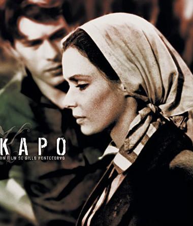Film : Kapo, de Gillo Pontecorvo