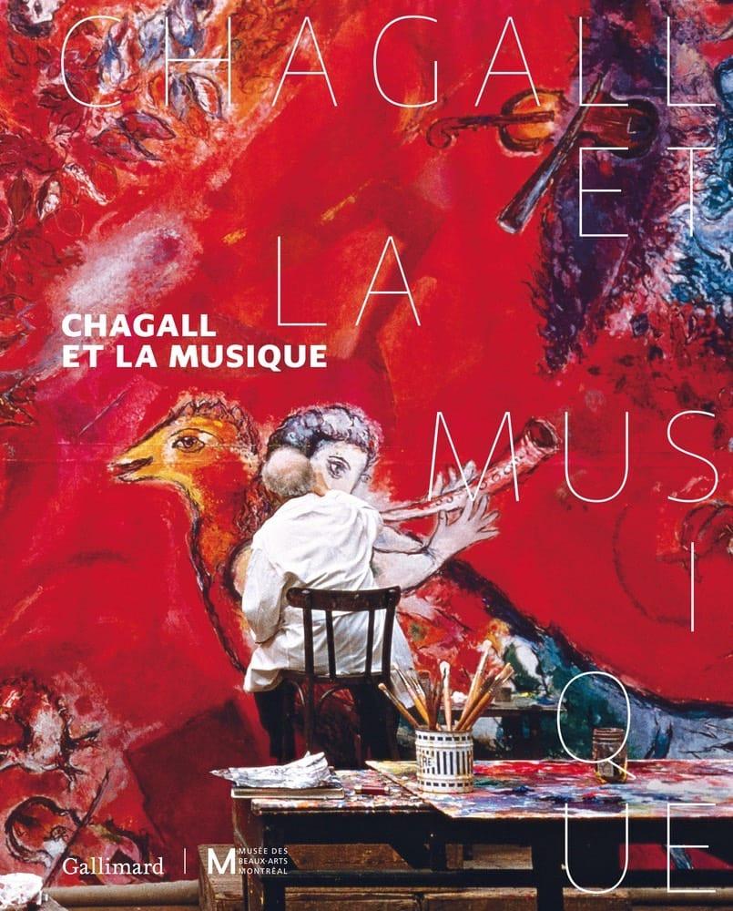Chagall : couleur et musique
