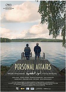 Personal Affairs, de Maha Haj