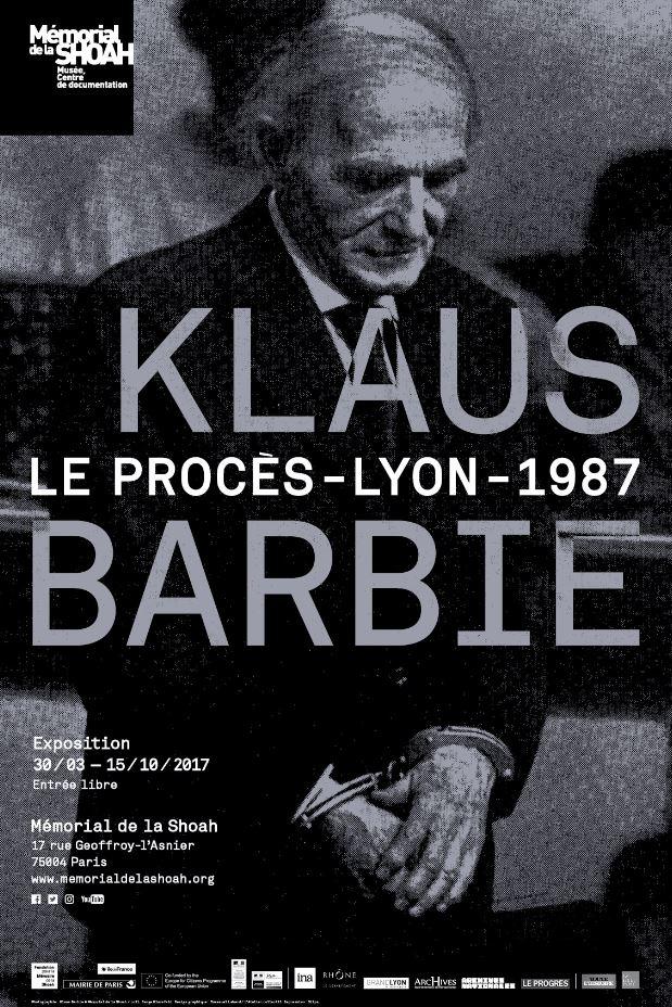 Le procès Klaus Barbie. Lyon, 1987