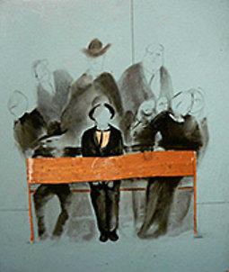 Blessures du silence, la mémoire juive dans le théâtre polonais