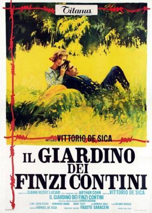 Le jardin des Finzi-Contini, de Vittorio De Sica