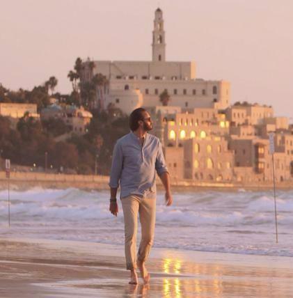 Le Chef en Israël, avec Cyril Lignac