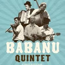 Klezmer - Babanu Quartet et Tchiribim