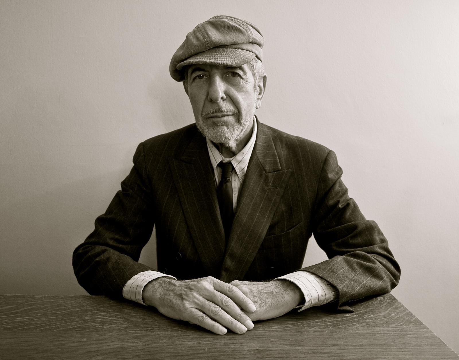 Hommage à Léonard Cohen