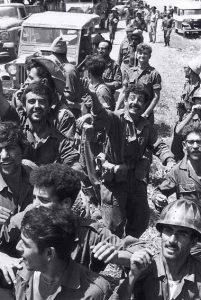 Guerre des Six Jours, dans l'objectif du Leica de Jacques Héripret (Photographies)