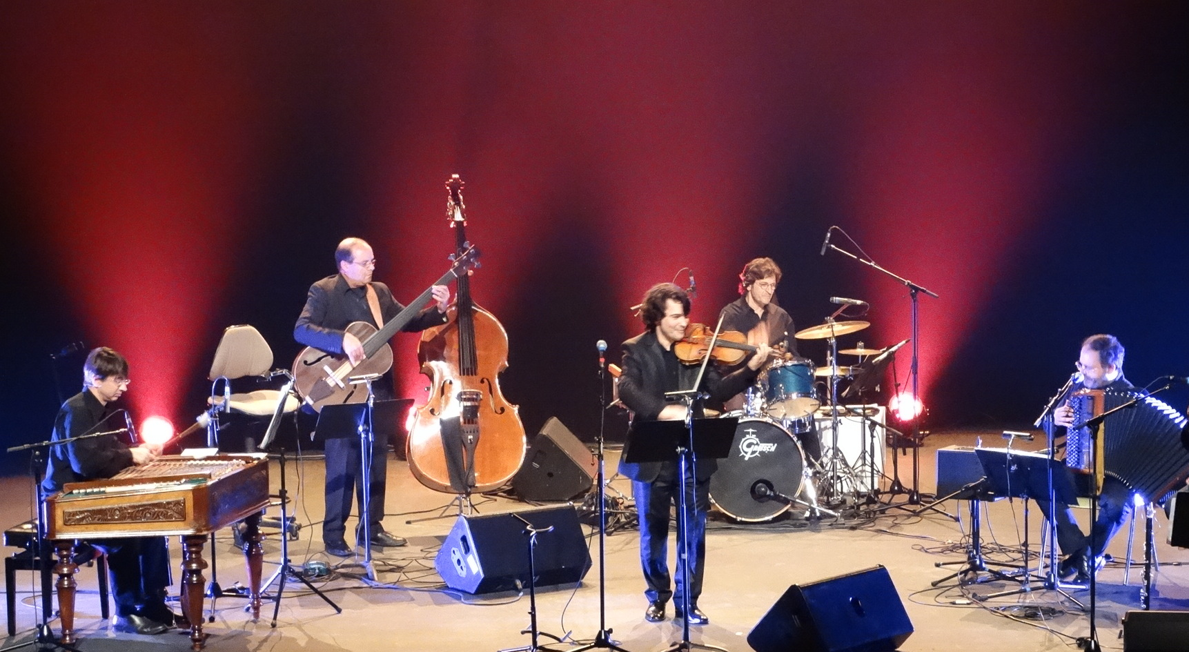 Manguina Paris Klezmer Band