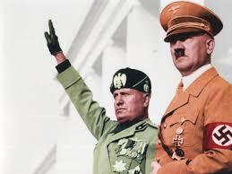 Mussolini-Hitler: l'opéra des assassins, de Jean-Christophe Rosé