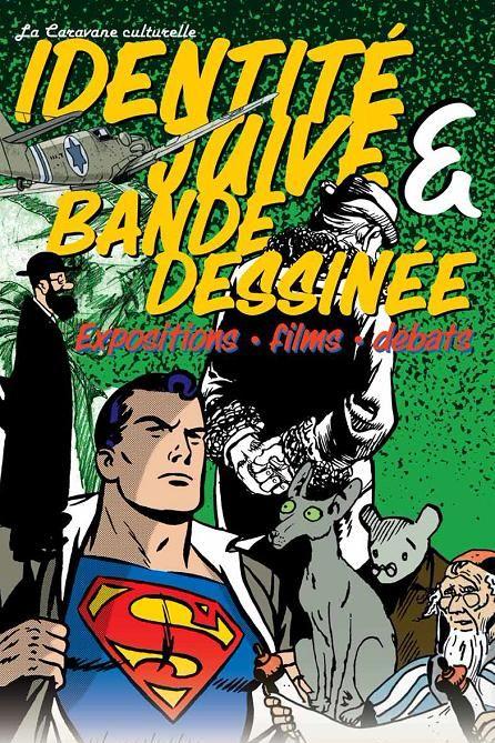 Identité juive et bande dessinée
