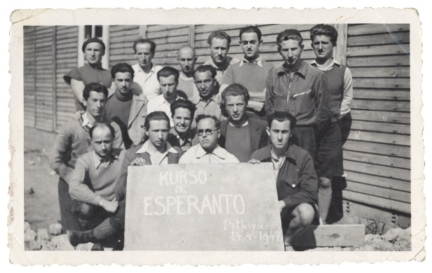 Espéranto, le rêve d'un homme, Louis-Lazare Zamenhof, avec François Degoul