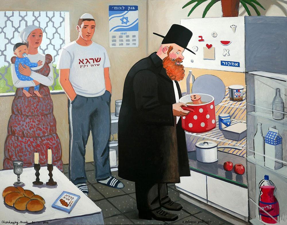 Pravda - Zoya Cherkassky (Peintures)