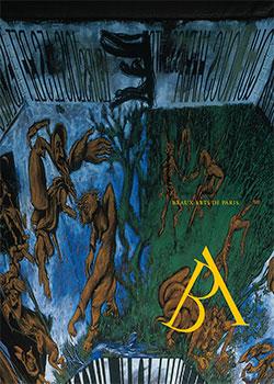 Zeugma, le grand oeuvre drolatique, de Gérard Garouste (Peintures)
