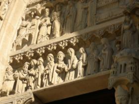 Sur la trace des juifs à Paris au Moyen Âge - Visite hors les murs, avec Ania Guini-Skliar