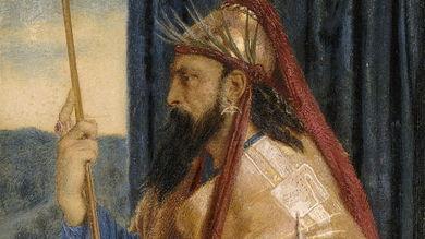 Kora'h: le pouvoir politique dans la Bible