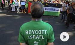 Israël : la bataille de l'opinion