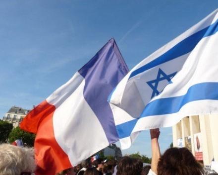 Les juifs de France face à Israël, soutien et controverse