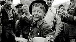 Loulek, l'enfant de Buchenwald