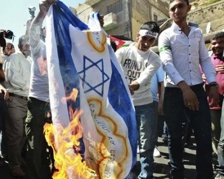 L'image d'Israël dans l'opinion arabe