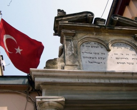 Salonique-Istanbul-Izmir: splendeurs de la culture urbaine juive