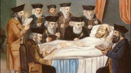 La maladie et la mort dans le Talmud