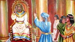 Mikets: le sommeil du Pharaon