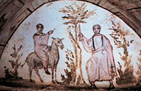 Balak: le prophète malvoyant