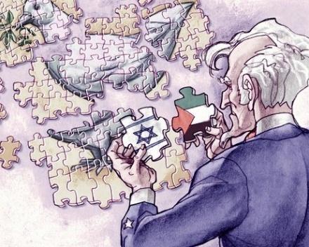 Israël-Palestine: demain, deux Etats partenaires, <br>avec Jacques Bendelac