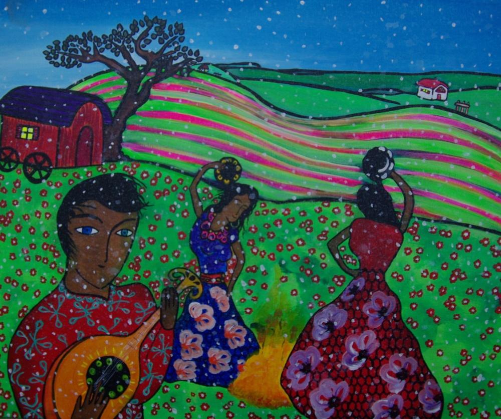 Images et présences tsiganes dans la création artistique et littéraire