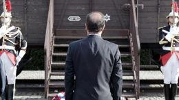 Mémorial de la Shoah à Drancy  <br>Discours de F. Hollande