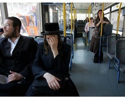 Haredim et discrimination sexuelle en Israël
