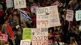 La révolte des tentes en Israël