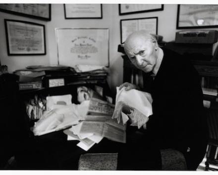 Isaac Bashevis Singer, le dernier écrivain yiddish
