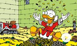Riches, pauvres et redistribution des biens