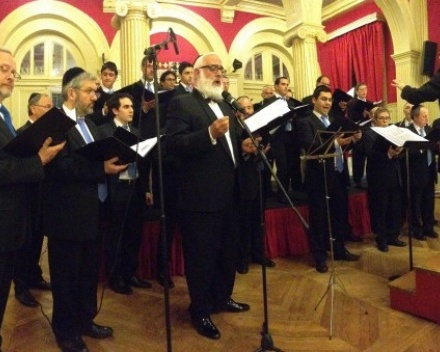 La Chorale Juive de France