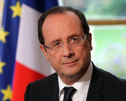 La dimension universelle du judaïsme, <br>par François Hollande