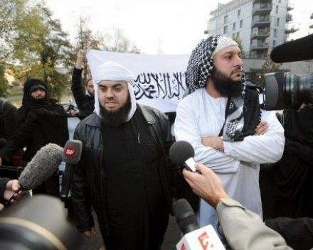 Le regard des médias sur l'Islam